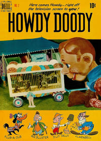 Cover Thumbnail for Howdy Doody (Dell, 1950 series) #2