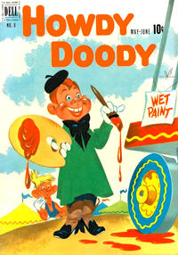 Cover Thumbnail for Howdy Doody (Dell, 1950 series) #8