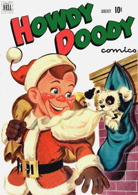 Cover Thumbnail for Howdy Doody (Dell, 1950 series) #13
