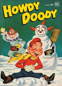 Cover Thumbnail for Howdy Doody (Dell, 1950 series) #15