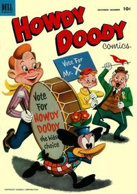Cover Thumbnail for Howdy Doody (Dell, 1950 series) #19
