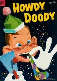 Cover Thumbnail for Howdy Doody (Dell, 1950 series) #26