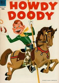 Cover Thumbnail for Howdy Doody (Dell, 1950 series) #27