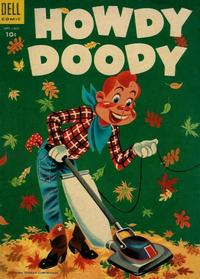 Cover Thumbnail for Howdy Doody (Dell, 1950 series) #30