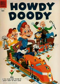 Cover Thumbnail for Howdy Doody (Dell, 1950 series) #34