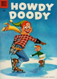 Cover Thumbnail for Howdy Doody (Dell, 1950 series) #36