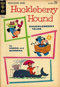 Cover Thumbnail for Huckleberry Hound (Western, 1962 series) #18