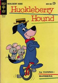 Cover Thumbnail for Huckleberry Hound (Western, 1962 series) #22