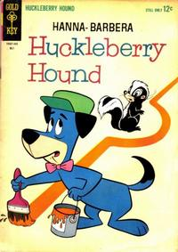 Cover Thumbnail for Huckleberry Hound (Western, 1962 series) #24