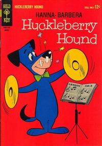 Cover Thumbnail for Huckleberry Hound (Western, 1962 series) #25