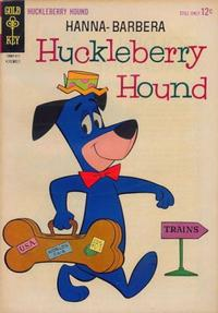 Cover Thumbnail for Huckleberry Hound (Western, 1962 series) #26