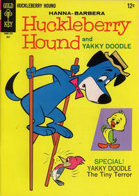 Cover Thumbnail for Huckleberry Hound (Western, 1962 series) #30