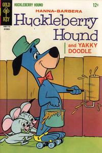 Cover Thumbnail for Huckleberry Hound (Western, 1962 series) #31