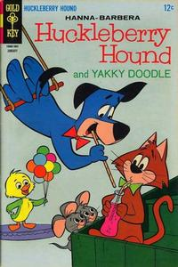 Cover Thumbnail for Huckleberry Hound (Western, 1962 series) #32