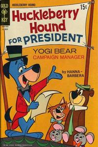 Cover Thumbnail for Huckleberry Hound (Western, 1962 series) #35