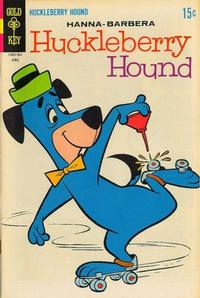 Cover Thumbnail for Huckleberry Hound (Western, 1962 series) #37