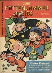 Cover Thumbnail for The Katzenjammer Kids (David McKay, 1947 series) #2
