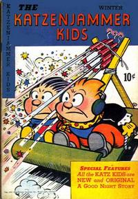 Cover Thumbnail for The Katzenjammer Kids (David McKay, 1947 series) #3