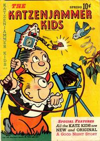 Cover Thumbnail for The Katzenjammer Kids (David McKay, 1947 series) #4