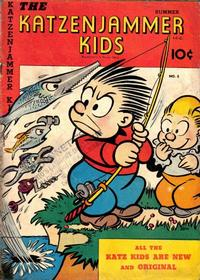 Cover Thumbnail for The Katzenjammer Kids (David McKay, 1947 series) #5