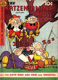 Cover Thumbnail for The Katzenjammer Kids (David McKay, 1947 series) #10