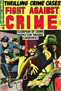 Cover Thumbnail for Fight Against Crime (Story Comics, 1951 series) #1
