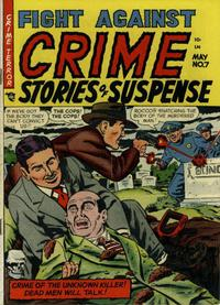 Cover Thumbnail for Fight Against Crime (Story Comics, 1951 series) #7