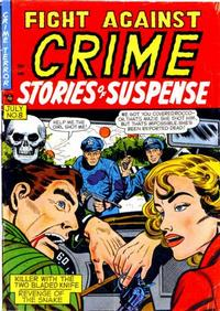 Cover Thumbnail for Fight Against Crime (Story Comics, 1951 series) #8
