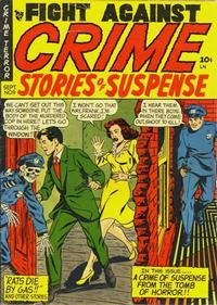 Cover Thumbnail for Fight Against Crime (Story Comics, 1951 series) #9