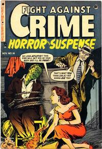 Cover Thumbnail for Fight Against Crime (Story Comics, 1951 series) #16