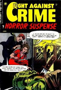 Cover Thumbnail for Fight Against Crime (Story Comics, 1951 series) #17