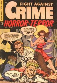 Cover Thumbnail for Fight against Crime (Story Comics, 1951 series) #19
