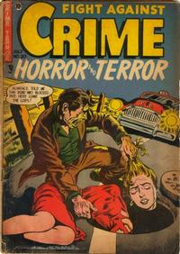 Cover Thumbnail for Fight against Crime (Story Comics, 1951 series) #20
