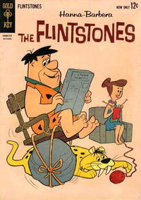 Cover Thumbnail for The Flintstones (Western, 1962 series) #7
