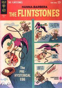 Cover Thumbnail for The Flintstones (Western, 1962 series) #10