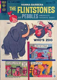 Cover Thumbnail for The Flintstones (Western, 1962 series) #13