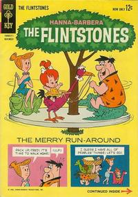 Cover Thumbnail for The Flintstones (Western, 1962 series) #15