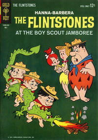 Cover Thumbnail for The Flintstones (Western, 1962 series) #18