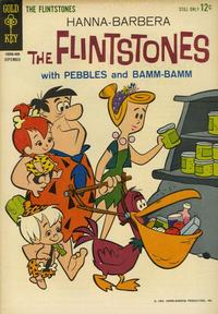 Cover Thumbnail for The Flintstones (Western, 1962 series) #21