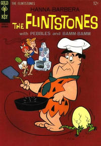 Cover Thumbnail for The Flintstones (Western, 1962 series) #23