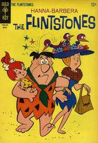Cover Thumbnail for The Flintstones (Western, 1962 series) #25