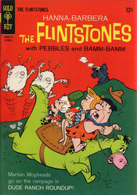 Cover Thumbnail for The Flintstones (Western, 1962 series) #30
