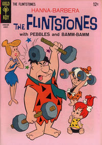 Cover Thumbnail for The Flintstones (Western, 1962 series) #35