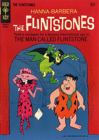 Cover Thumbnail for The Flintstones (Western, 1962 series) #36