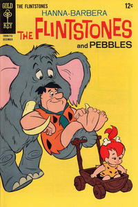 Cover Thumbnail for The Flintstones (Western, 1962 series) #43
