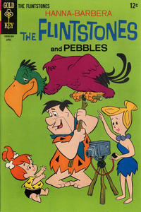 Cover Thumbnail for The Flintstones (Western, 1962 series) #45
