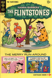 Cover Thumbnail for The Flintstones (Western, 1962 series) #49