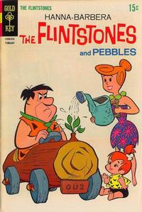Cover Thumbnail for The Flintstones (Western, 1962 series) #50