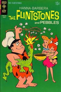 Cover Thumbnail for The Flintstones (Western, 1962 series) #53