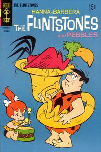 Cover Thumbnail for The Flintstones (Western, 1962 series) #54